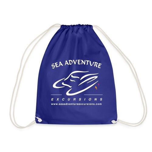 Sea Adventure catamaran - Drawstring Bag