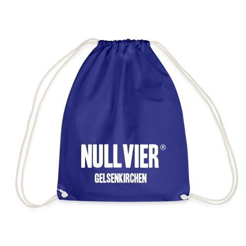 NULLVIER WHITE - Turnbeutel
