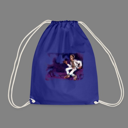 MOON KUSH - Drawstring Bag