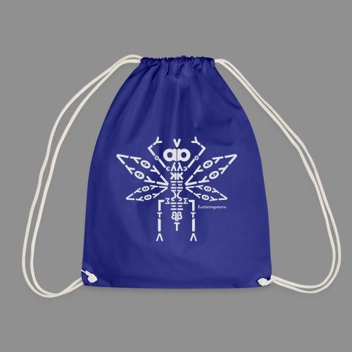 Letteroptero - Drawstring Bag