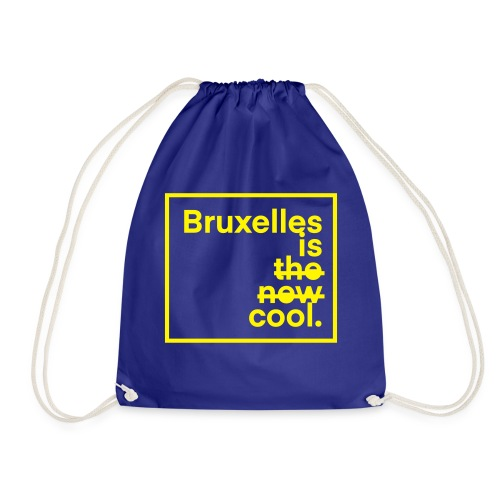 Bruxelles is cool. - Sac de sport léger