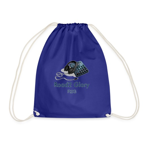 Road2 Glory Logo - Drawstring Bag