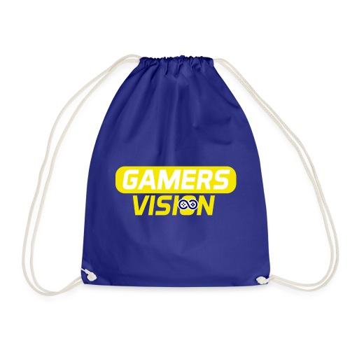 GamersVisionlogogeel - Gymtas