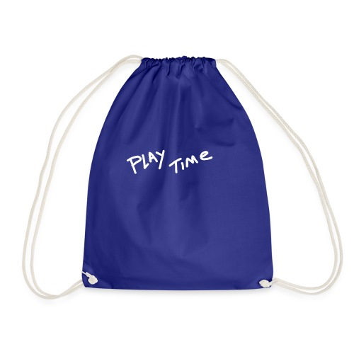 Play Time Tshirt - Drawstring Bag