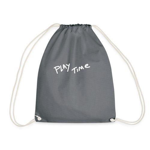 Play Time Tshirt - Drawstring Bag