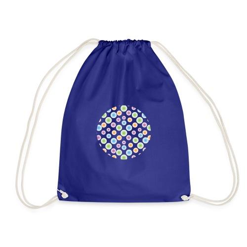 dots - Drawstring Bag