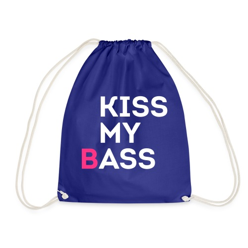 KISS MY (B)ASS - Sac de sport léger