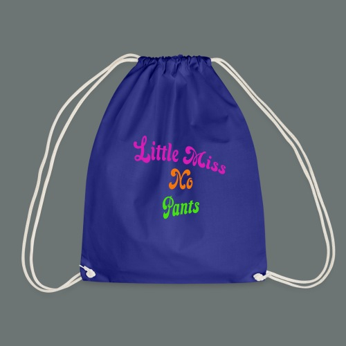Little_Miss - Drawstring Bag