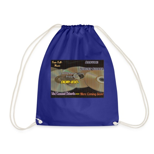 Enemy_Vevo_Picture - Drawstring Bag