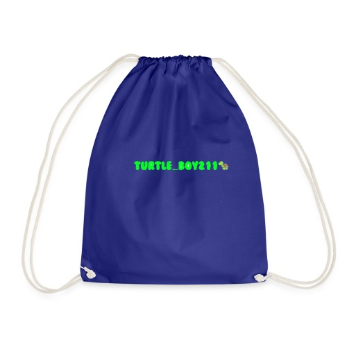 Turtle_Boy211 - Drawstring Bag