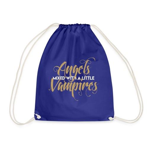 MIXED ANGEL - Drawstring Bag