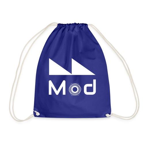 Milano Modulare Logo White - Sacca sportiva