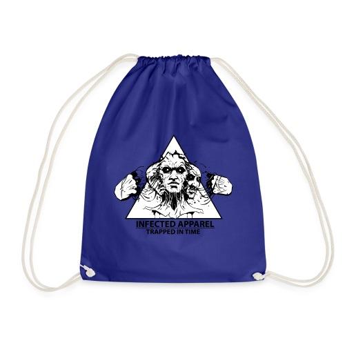 Infected design - Drawstring Bag
