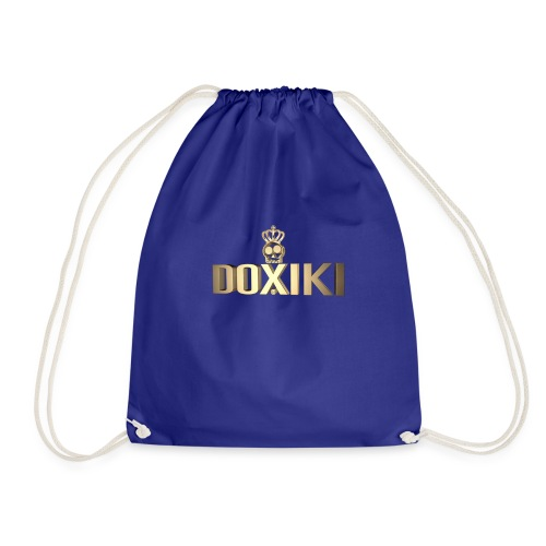 DOXIKI-LOGO-3D - Turnbeutel