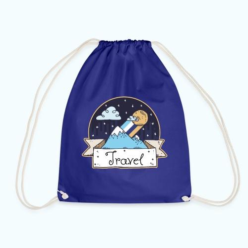 Travel - Drawstring Bag