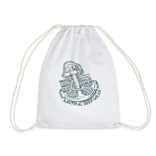 skilled sailor military dna - Sacca sportiva