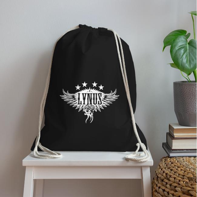 Large Lynus logo White