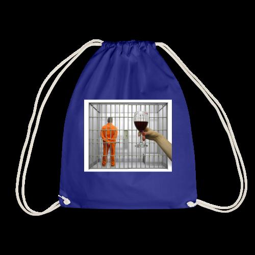 TRISH02 png - Drawstring Bag