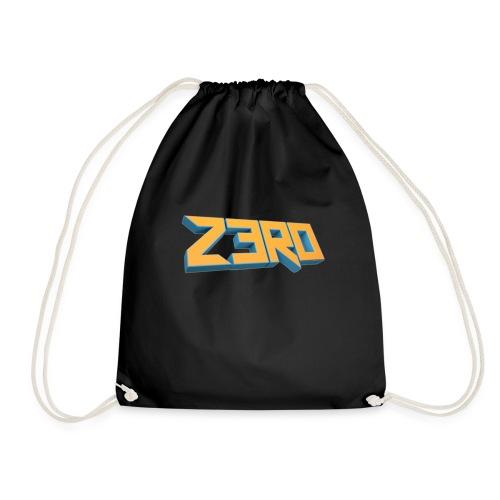 The Z3R0 Shirt - Drawstring Bag