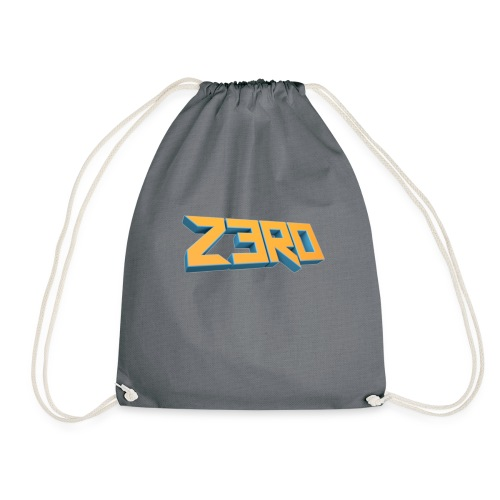 The Z3R0 Shirt - Drawstring Bag