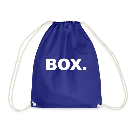 BOX. Clothing T-Shirt Men - Gymtas