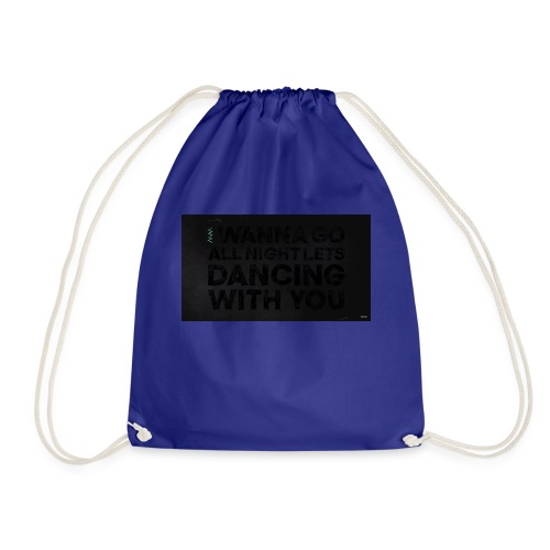 test dancing - Worek gimnastyczny