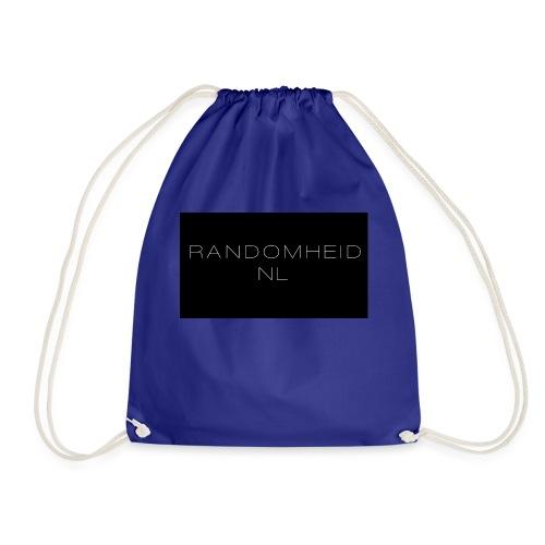 RandomheidNL knuffelbeer - Gymtas