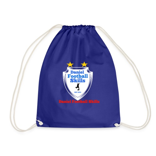 Daniel Football Skills - Drawstring Bag