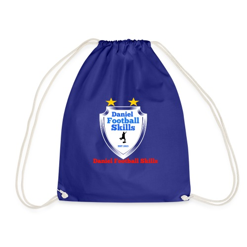 Daniel Football Skills - Drawstring Bag