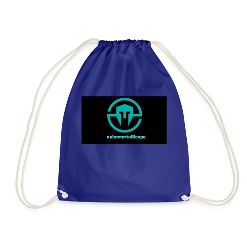 xxImmortalScope throwback - Drawstring Bag