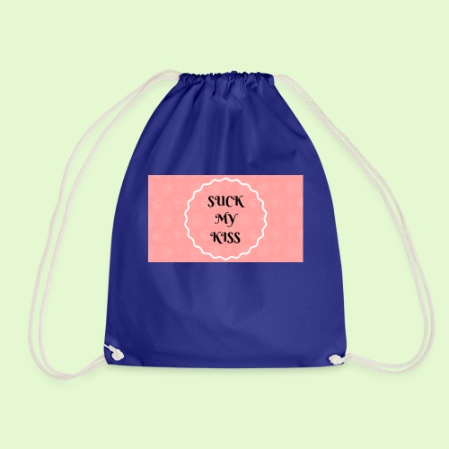Kisses - Drawstring Bag