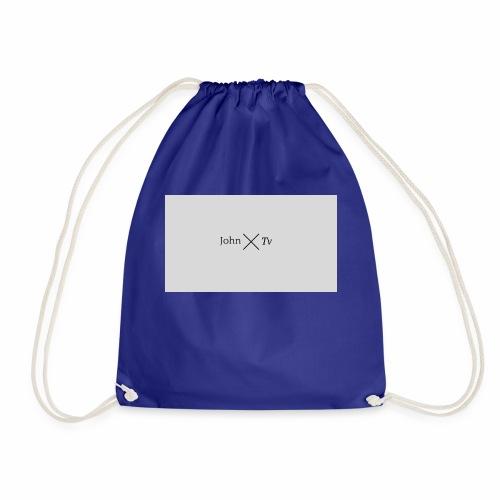 john tv - Drawstring Bag