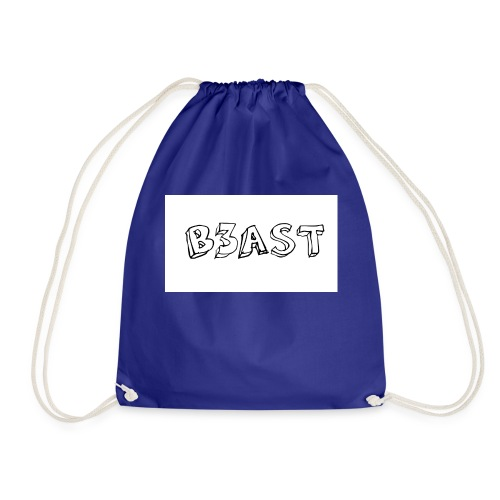 B3AST Mouse Pad - Drawstring Bag