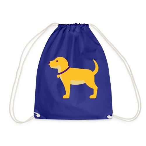 Hund Halsband Süß - Turnbeutel