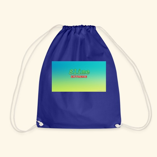 Slime addict - Drawstring Bag