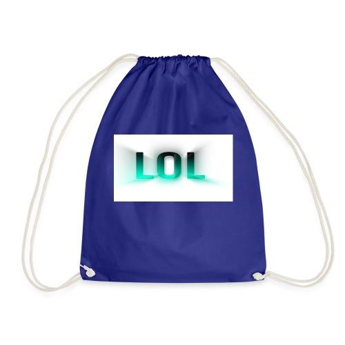 LOL Box Logo Schein Effekt - Turnbeutel