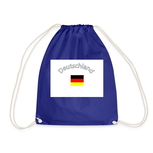 Deutschland Fußball - Turnbeutel