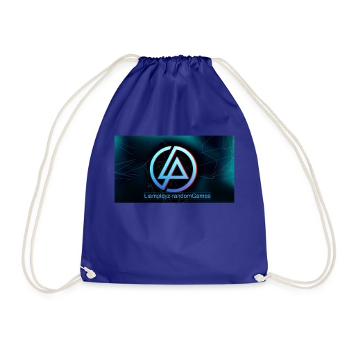 liamplays merch - Drawstring Bag