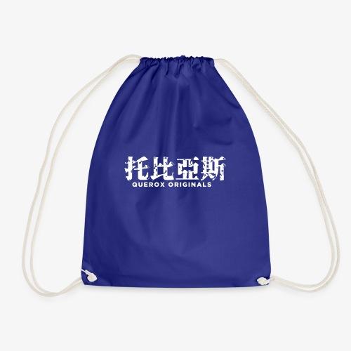 Querox Originals Chinesisch (Weiß) - Turnbeutel