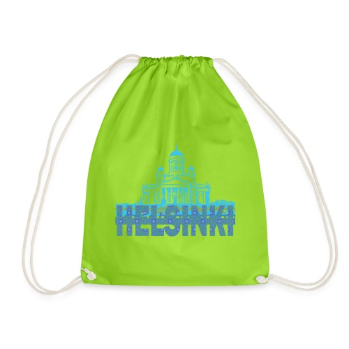 Helsinki Cathedral - Drawstring Bag