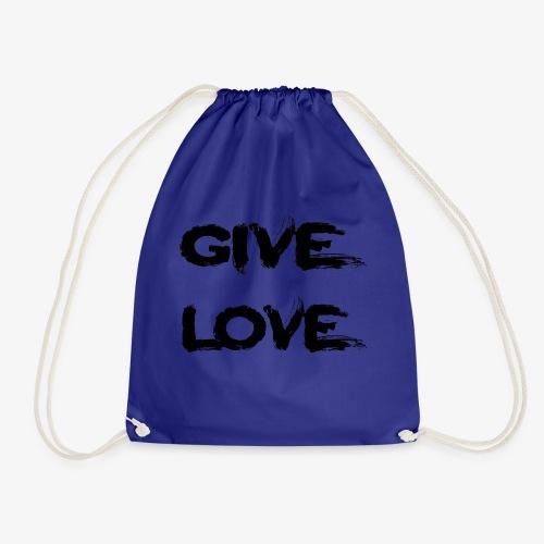 Give love - Sac de sport léger