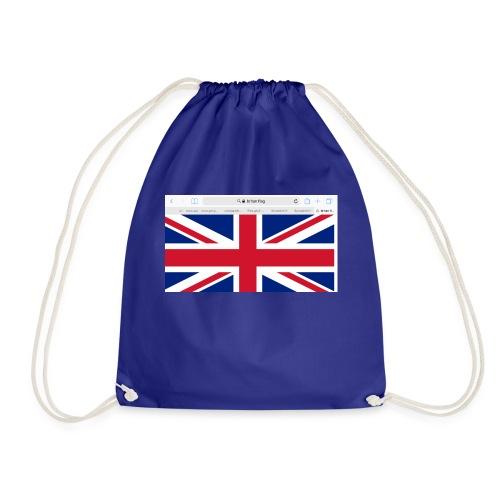 great britan - Drawstring Bag
