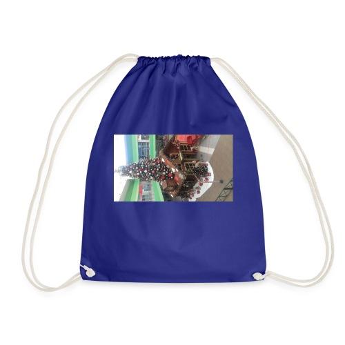 arbol navideñol - Mochila saco
