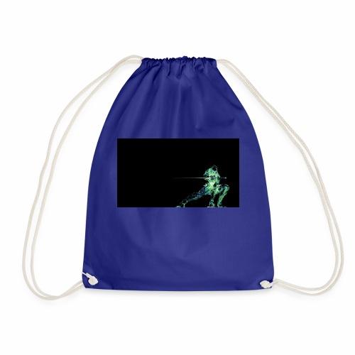 green ninja from PDCM - Gymtas