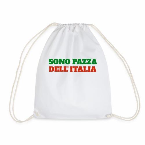 Sono Pazza dell'Italia - Sac de sport léger