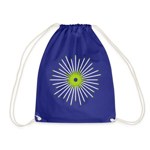 fancy_circle - Drawstring Bag