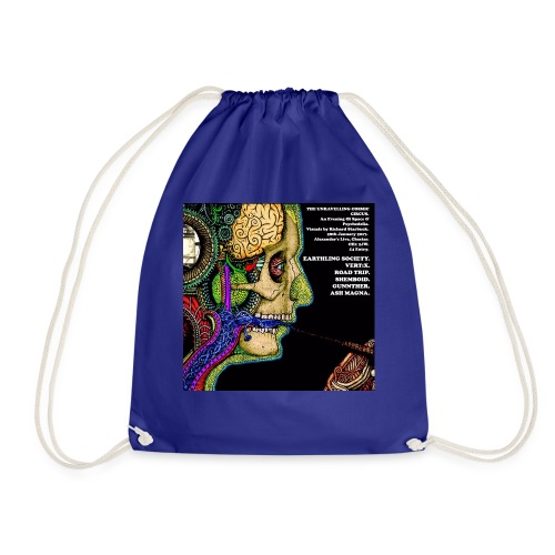 OFFICIAL UNRAVELLING COSMIC CIRCUS MERCHANDISE - Drawstring Bag