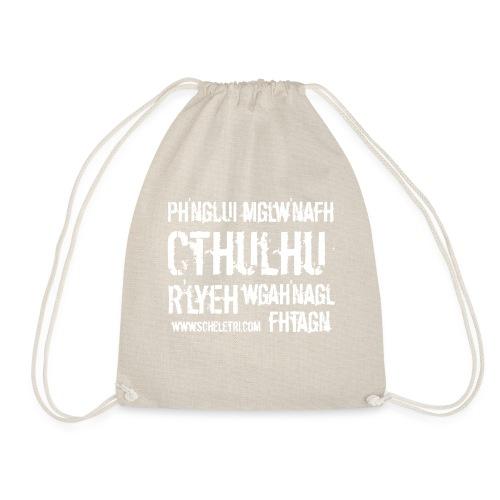 Cthulhu - Sacca sportiva