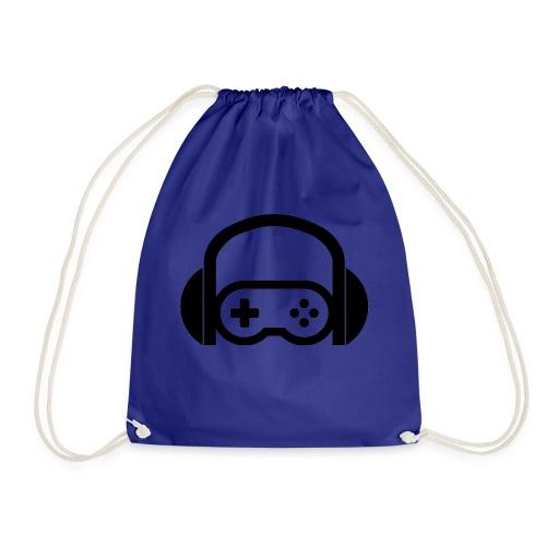 Novidoux_Logo_without_text - Drawstring Bag