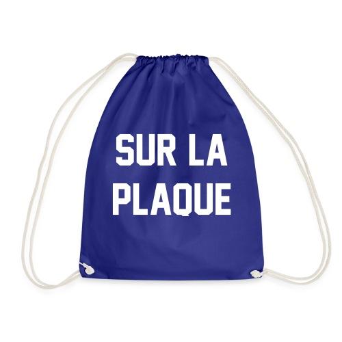 SLP Black - Drawstring Bag